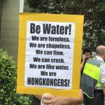 تاکتیکهای موفق و ابداعی معترضان هنگ کنگی در تظاهرات خیابانی سال گذشته (کلیپ های کوتاه)