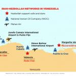 رابطه مادورو-حزب الله: چگونه شبکه تروریستی مورد حمایت ج/ا/ رژیم ونزوئلا را تقویت می کند