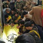 لشگر فاطمیون، جنایت در حق پناهندگان افغان