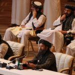 گزارش طلوع نیوز افغانستان از دیدار هیات طالبان با جواد ظریف در تهران