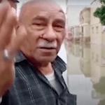 صحنه هایی دردناک از سیل خوزستان
