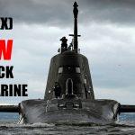 (SSN(X زیر دریایی تهاجمی جدید نیروی دریایی آمریکا (کلیپ کوتاه)