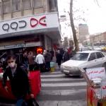 ویدئو کلیپ های حسین افشاری از تهران؛ خیابان جمهوری