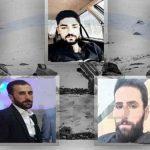 مرگ دلخراش پنج کولبر بر اثر ریزش بهمن
