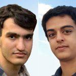 بیش از «۳۰۰ روز» بلاتکلیفی و شکنجه دو دانشجوی المپیادی در زندان اوین؛ مقامات انکار میکنند