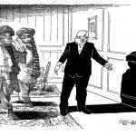 ظریف و طالبان به روایت تصویر