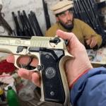 کارگاه ساخت اسلحه دست ساز در پاکستان (ویدئو- ترکی استانبولی)