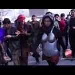 کبرا خادمی، از تنپوش آهنین در کابل تا برهنگی کاغذین در پاریس