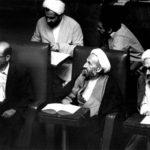 خمینی: مواظب باشید زن، رئیس جمهور نشود