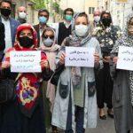 تجمع اعضای انجمن های بیماری های نادر در اعتراض به وضعیت واکسیناسیون