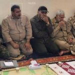 قدرتنمایی تروریست های حشدالشعبی در بغداد
