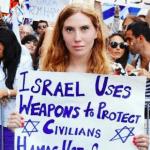 استفاده حماس از سپر انسانی کودکان در نگاه هنرمندان