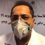 دکتر هاشمیان ، نمکی وزیر متملق و نادان بهداشت را با خاک یکسان کرد!