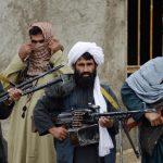 ویدئویی از شیوه پیشروی «مسالمت آمیز» طالبان